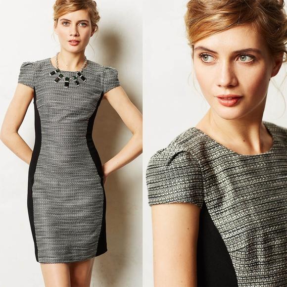 d1310933554d Anthropologie Dresses & Skirts - Anthropologie Shimmered Hourglass Sheath  Dress